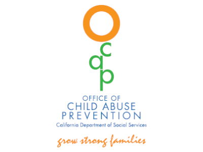 Office of child abuse prevention Logo
